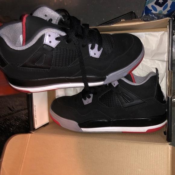 lowest price bb705 3fc74 Jordan Shoes   Authentic Retro 4   Poshmark